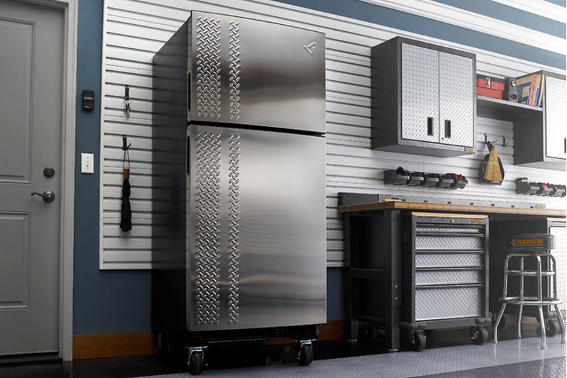 Kitchen appliance trends 2017 - The Gladiator Chillerator Because Your Garage Needs A