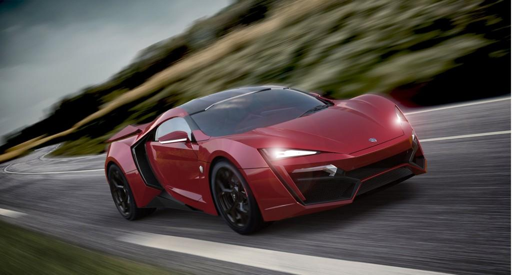 W Motors 39 Lykan Hypersport Appears In Production Form In