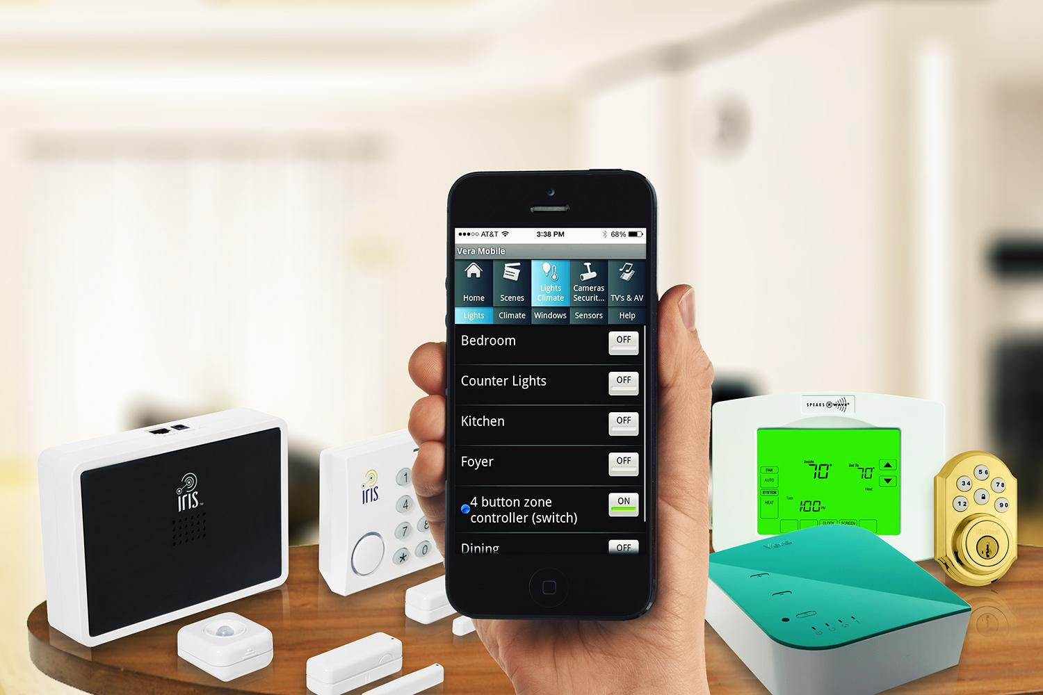 Smartphone Home Automation what is z-wave home automation and how does it work? | digital trends