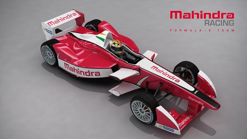 Formula E 2014  Mahindra Racing joins electriccar racing series
