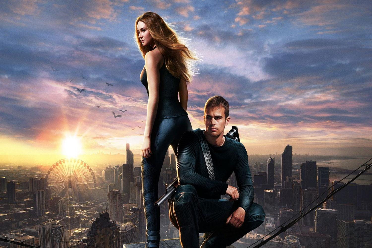 The Final Films In The Divergent Franchise Are Now Titled