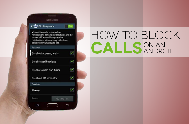 how to delete a phone call on android