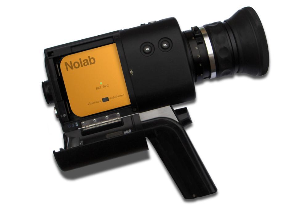 Nolab cartridge turns Super 8 into a digital camera   Digital Trends