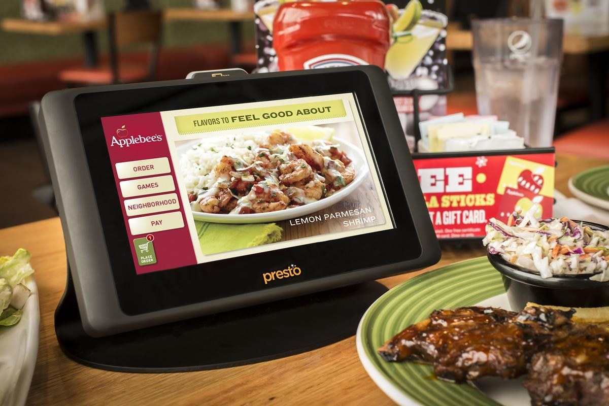 Applebee S Plans To Install 7 Inch Tablets At Every Table