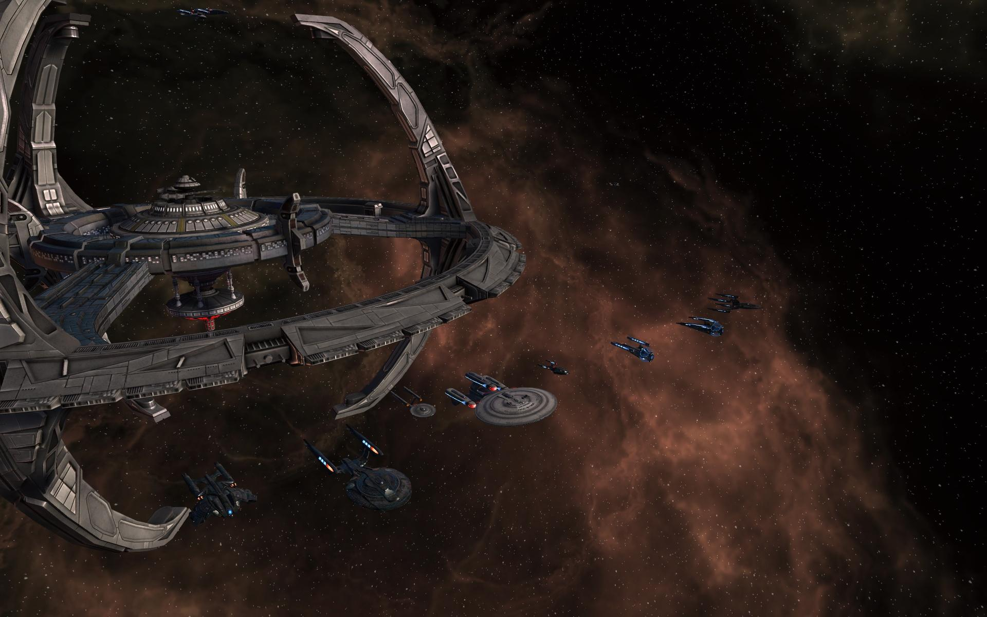 Star trek online publisher promises future free to play on consoles digital trends - Star trek online console ...