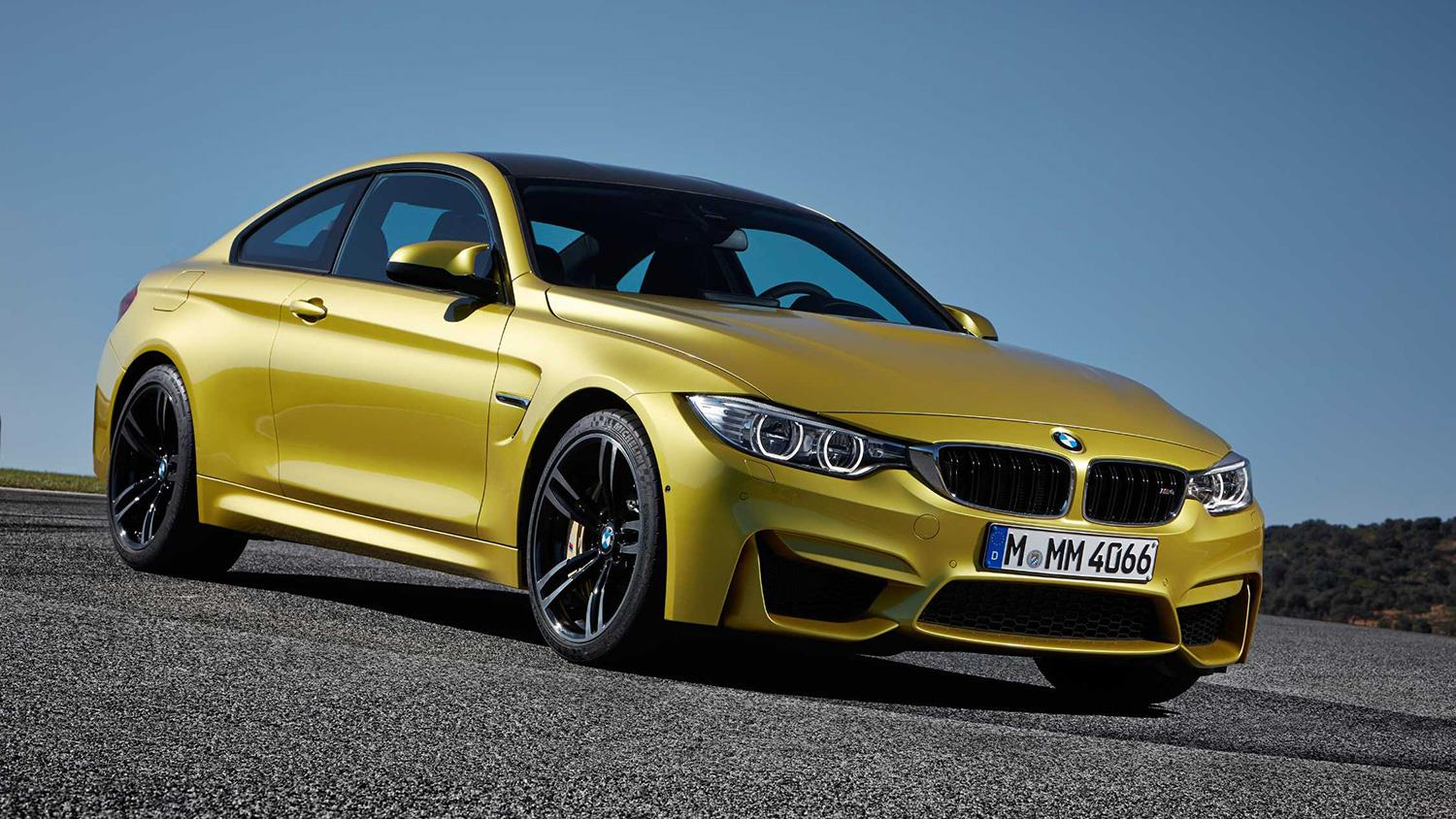 2015 Bmw M4 Convertible Set For New York Auto Show