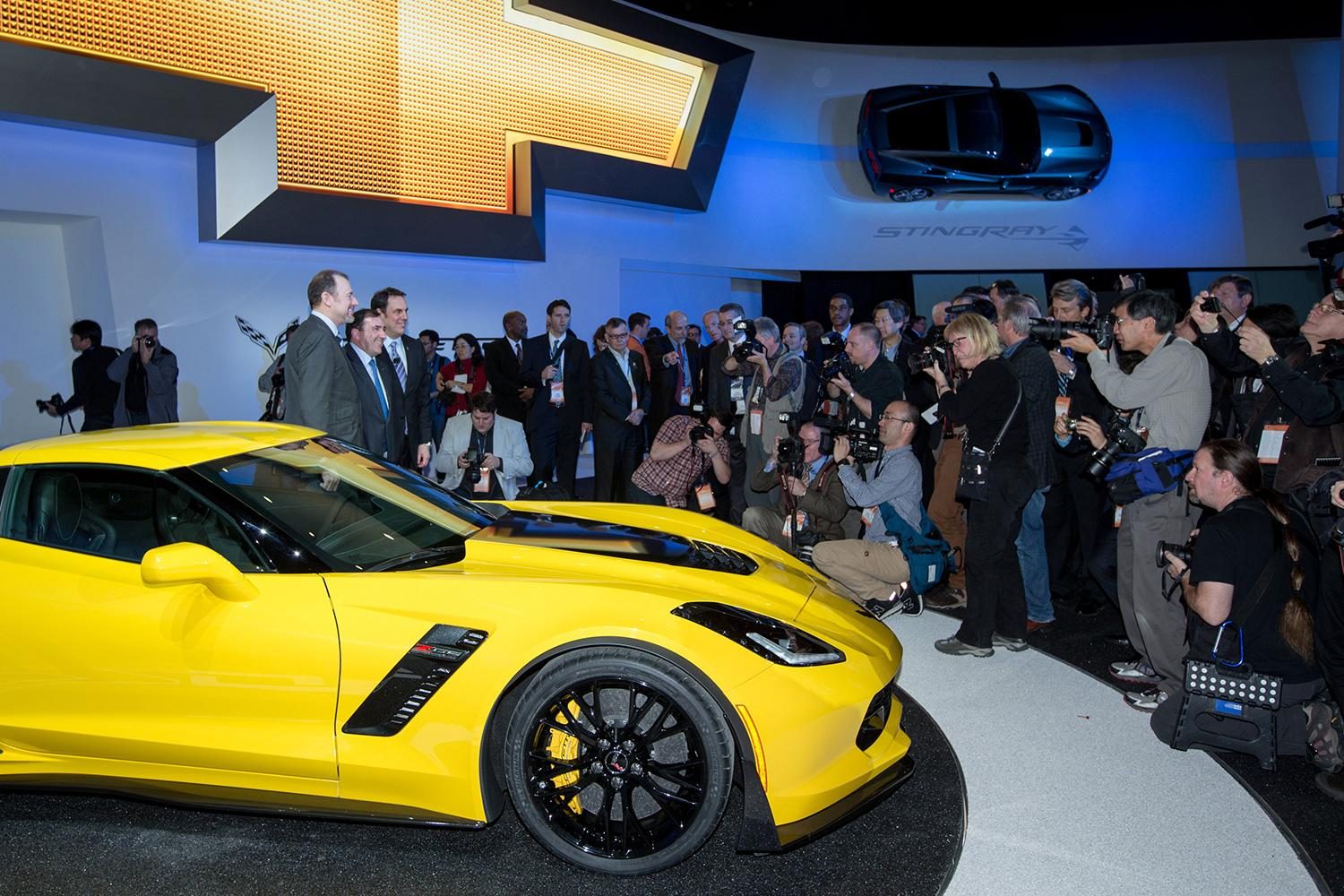 What We Learned From The Detroit Auto Show Digital Trends
