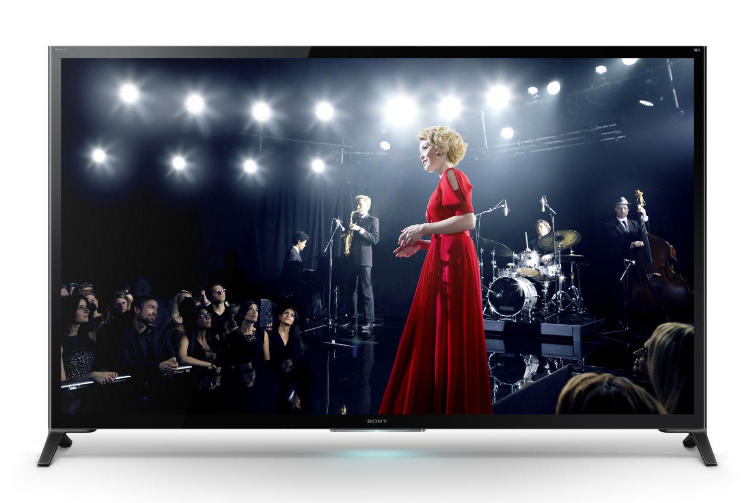 sony drops three new 4k tv series at ces answers content. Black Bedroom Furniture Sets. Home Design Ideas