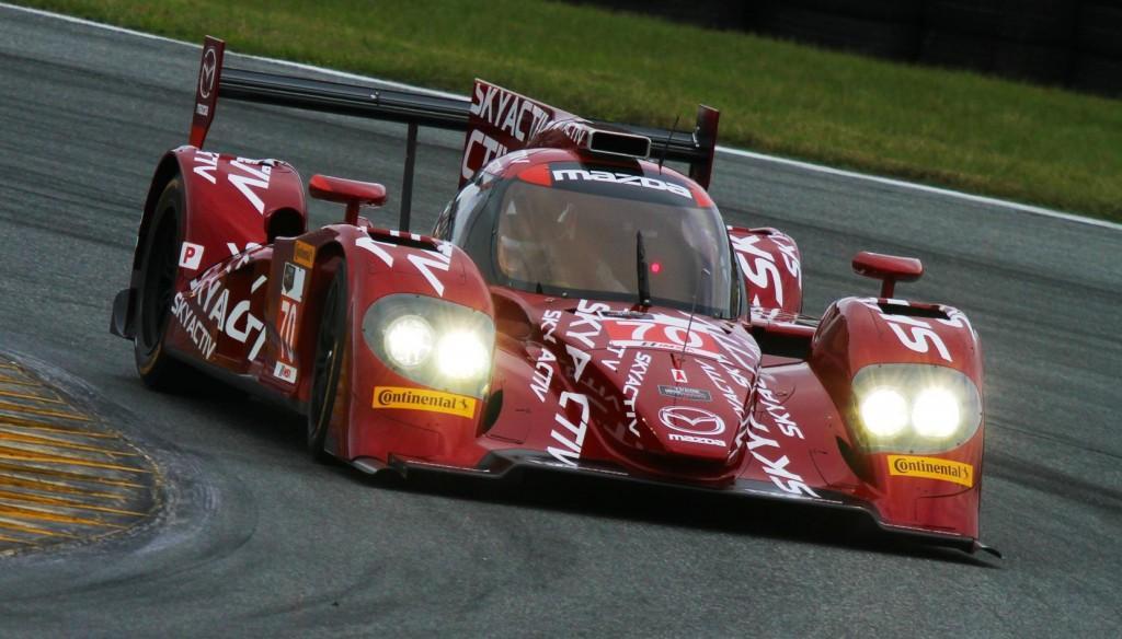 Marvelous Mazda Diesel Prototype To Compete In Tudor United Sportscar Championship  2014 Idea
