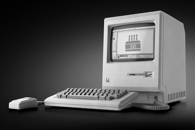Happy birthday to apple 39 s macintosh desktop turns 30 for Mac due the box