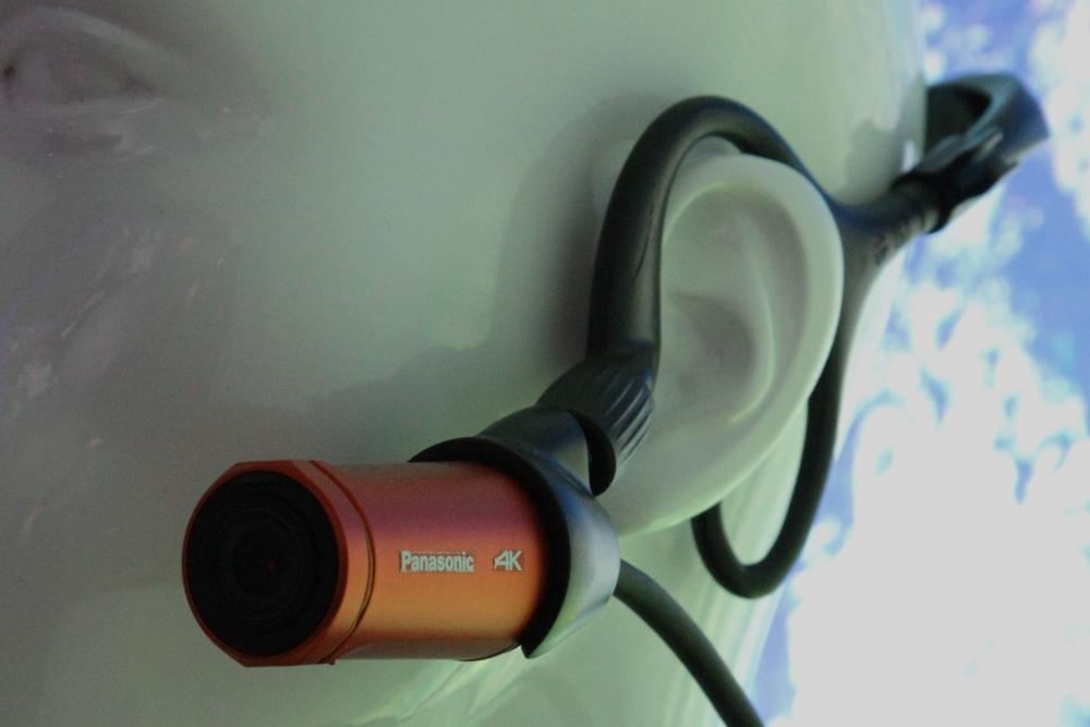 Panasonic 4K digital imaging prototypes include POV camera and ...