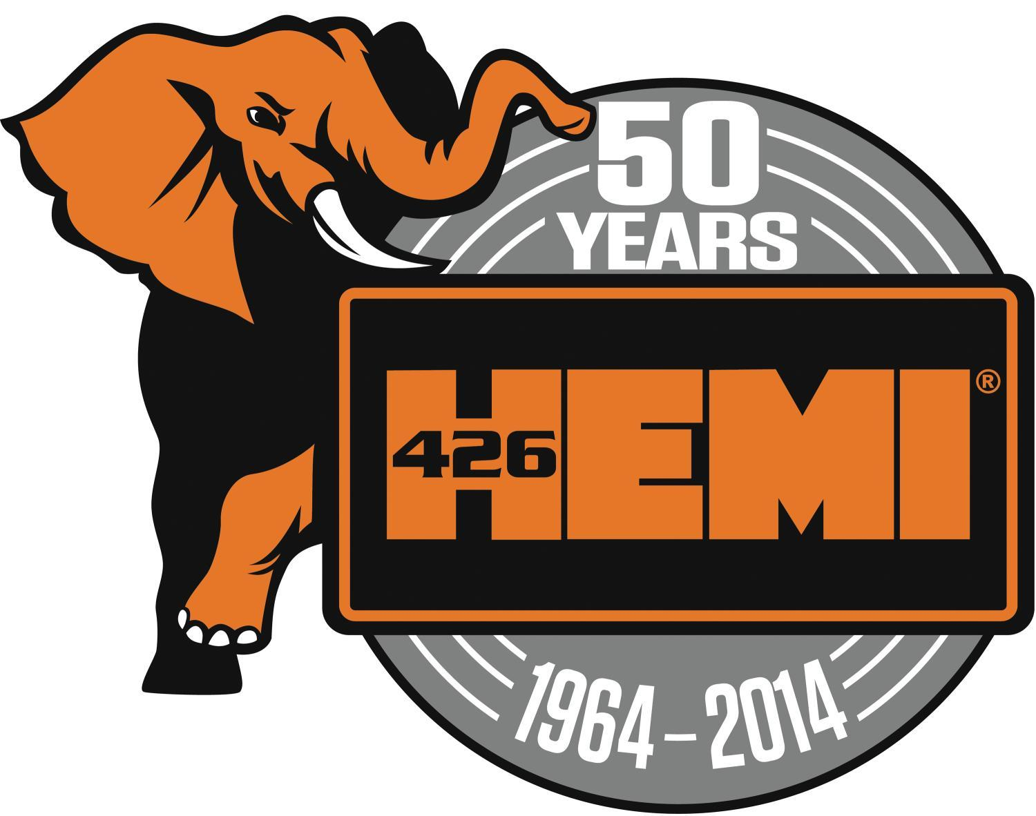 Image result for hemi anniversary