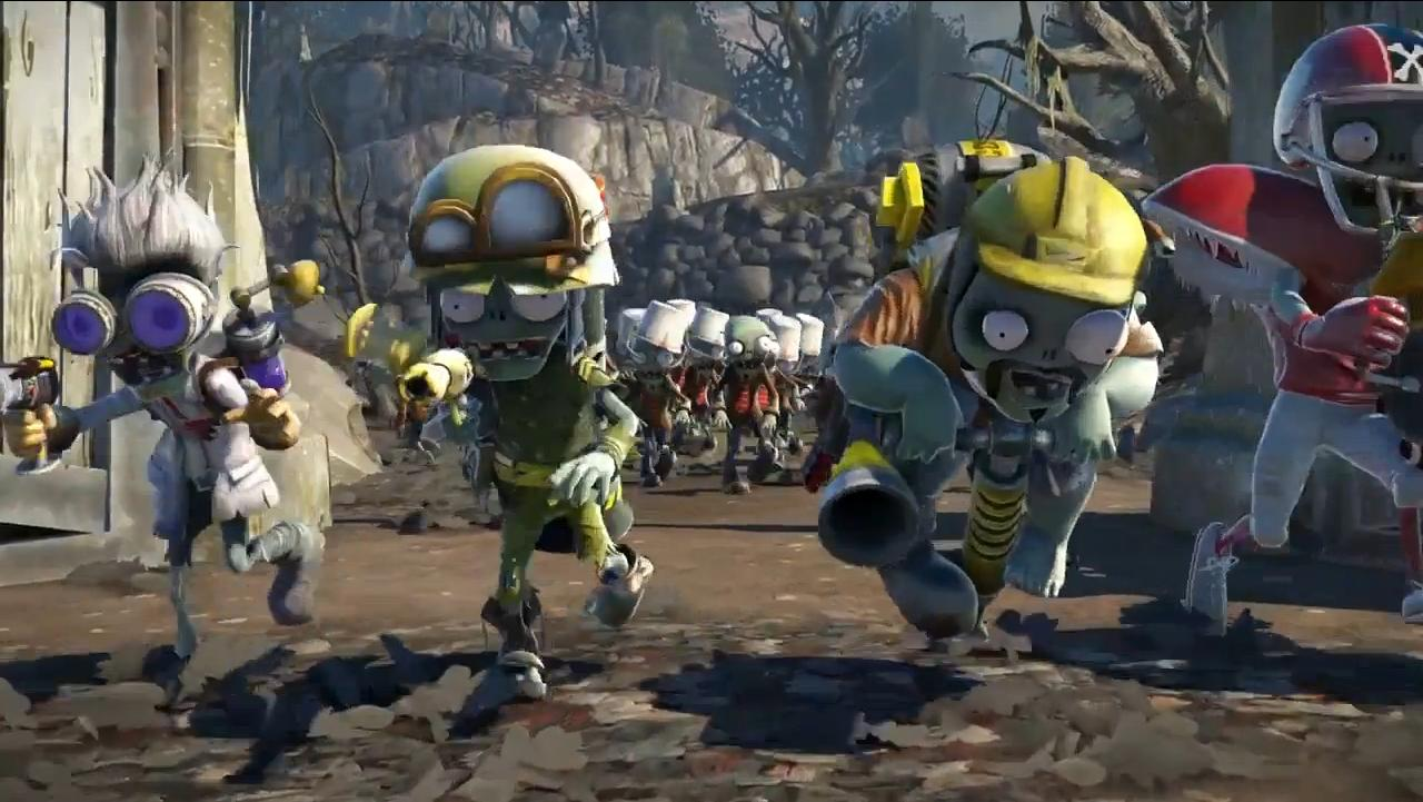 Pvz Garden Warfare Gets Microtransactions And Pc Release Digital Trends