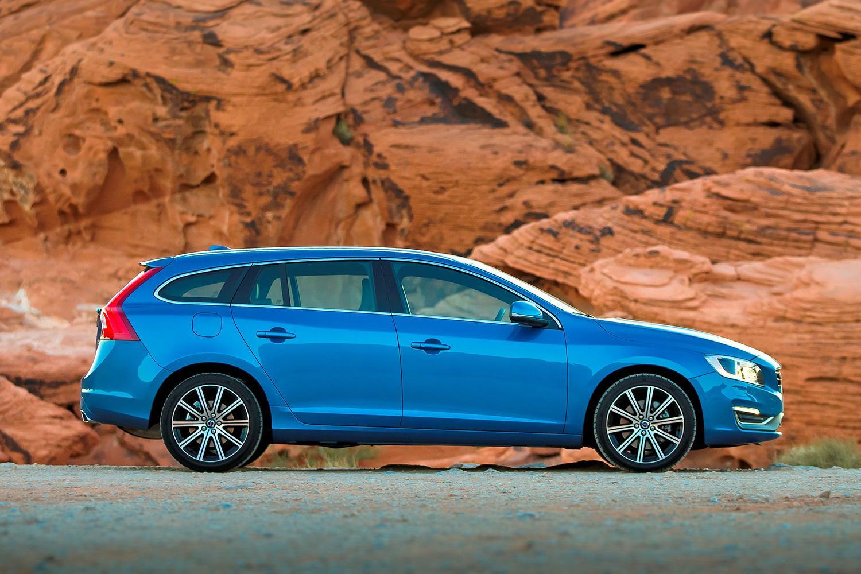 2015 Volvo V60 T5 Drive-E