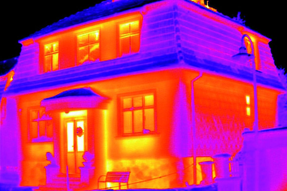 Use An Infrared Thermometer To Easily Spot Heat Leaks In