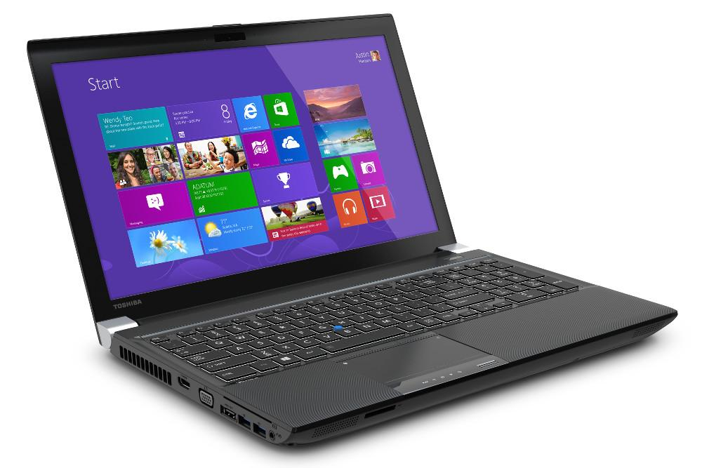 Toshiba reveals 4k Ultra HD notebooks, new Chromebook ...