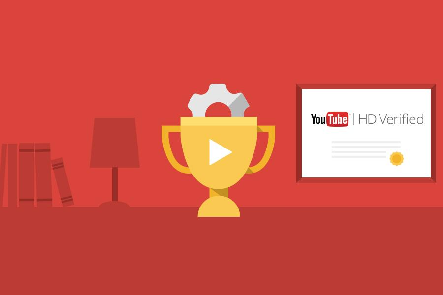 how to get verfied on youtube