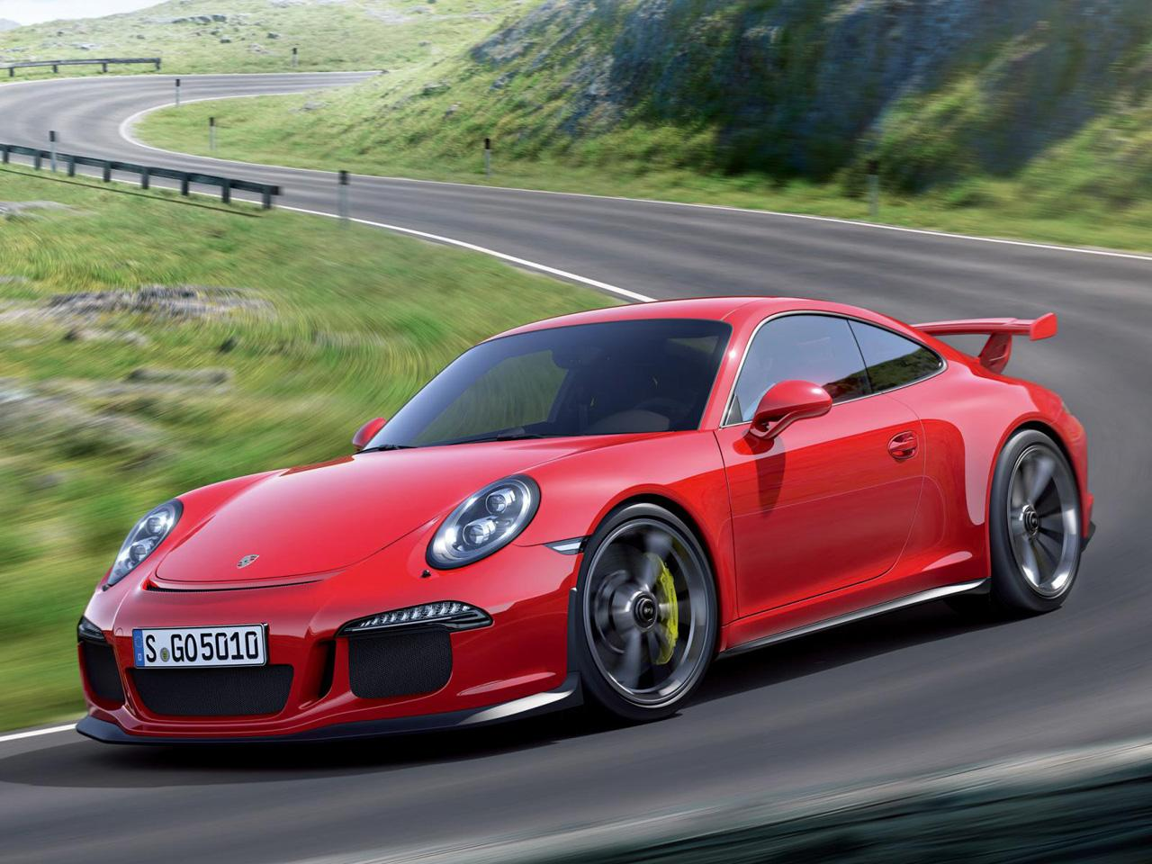 Porsche 911 Gt3 Rs Details Revealed Digital Trends