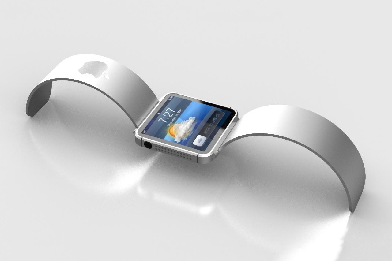 iWatch: Another report claims Apple's going for a ...