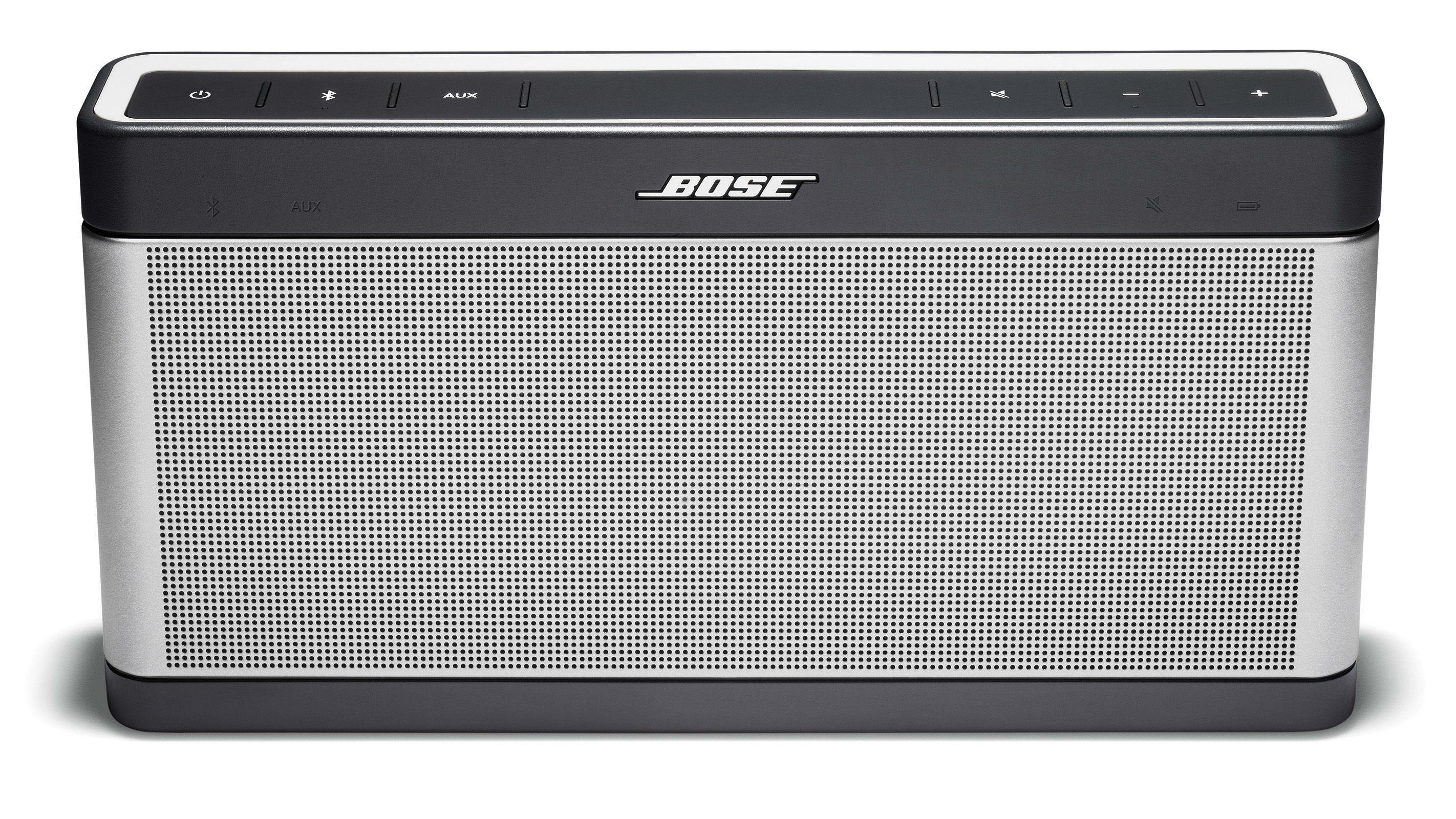 Bose Speakers For Cars >> Bose introduces SoundLink Bluetooth speaker III | Digital Trends