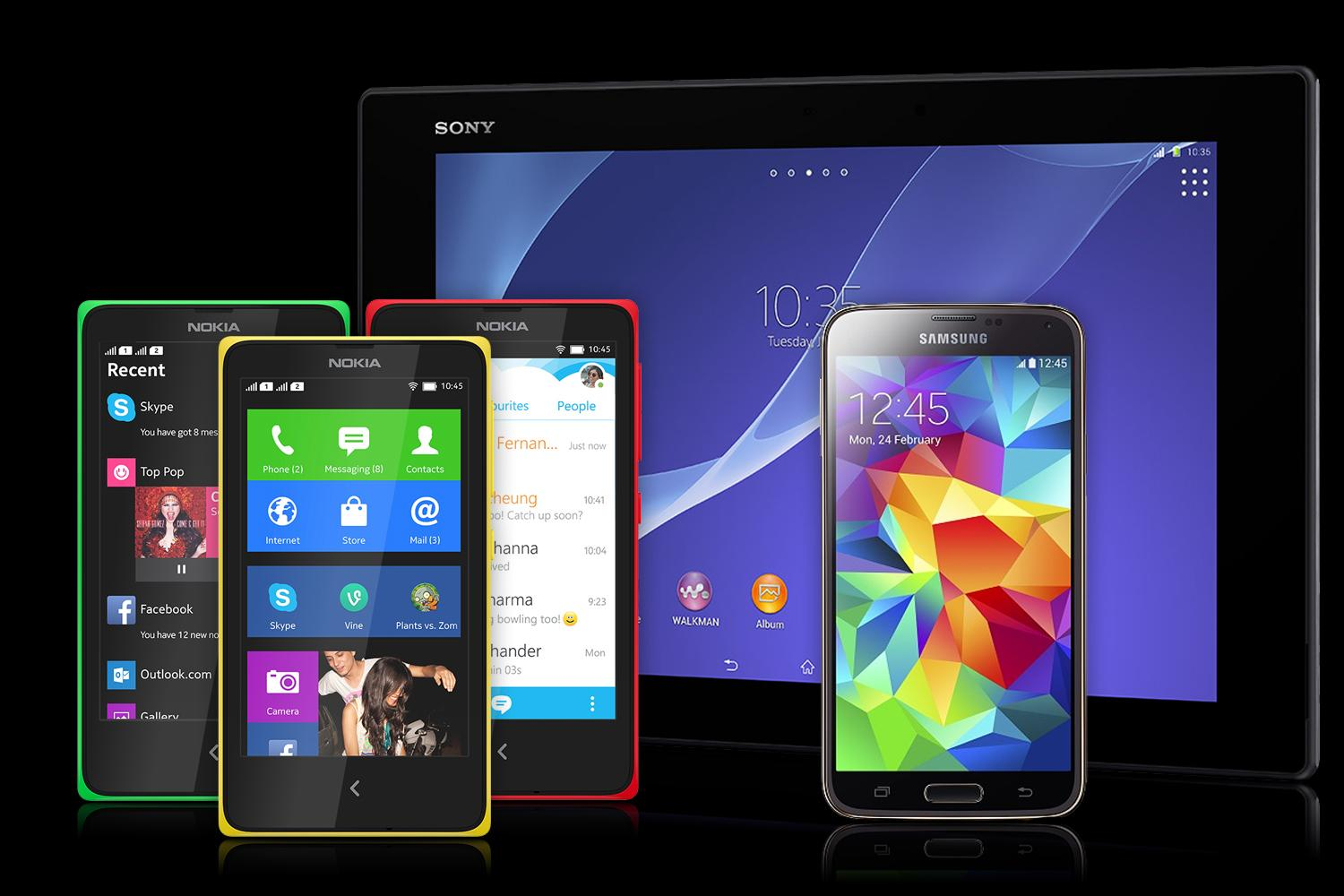5 Great Phones and Tablets from Mobile World Congress ...