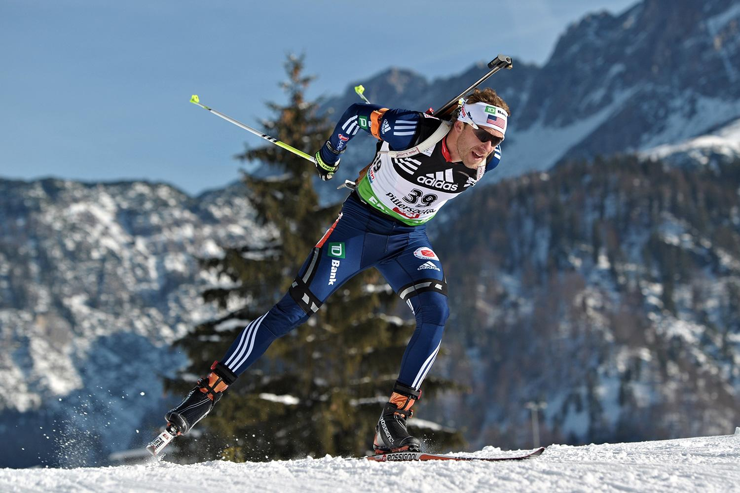 Shoot Ski Record How Biathletes Use Tech To Stay On