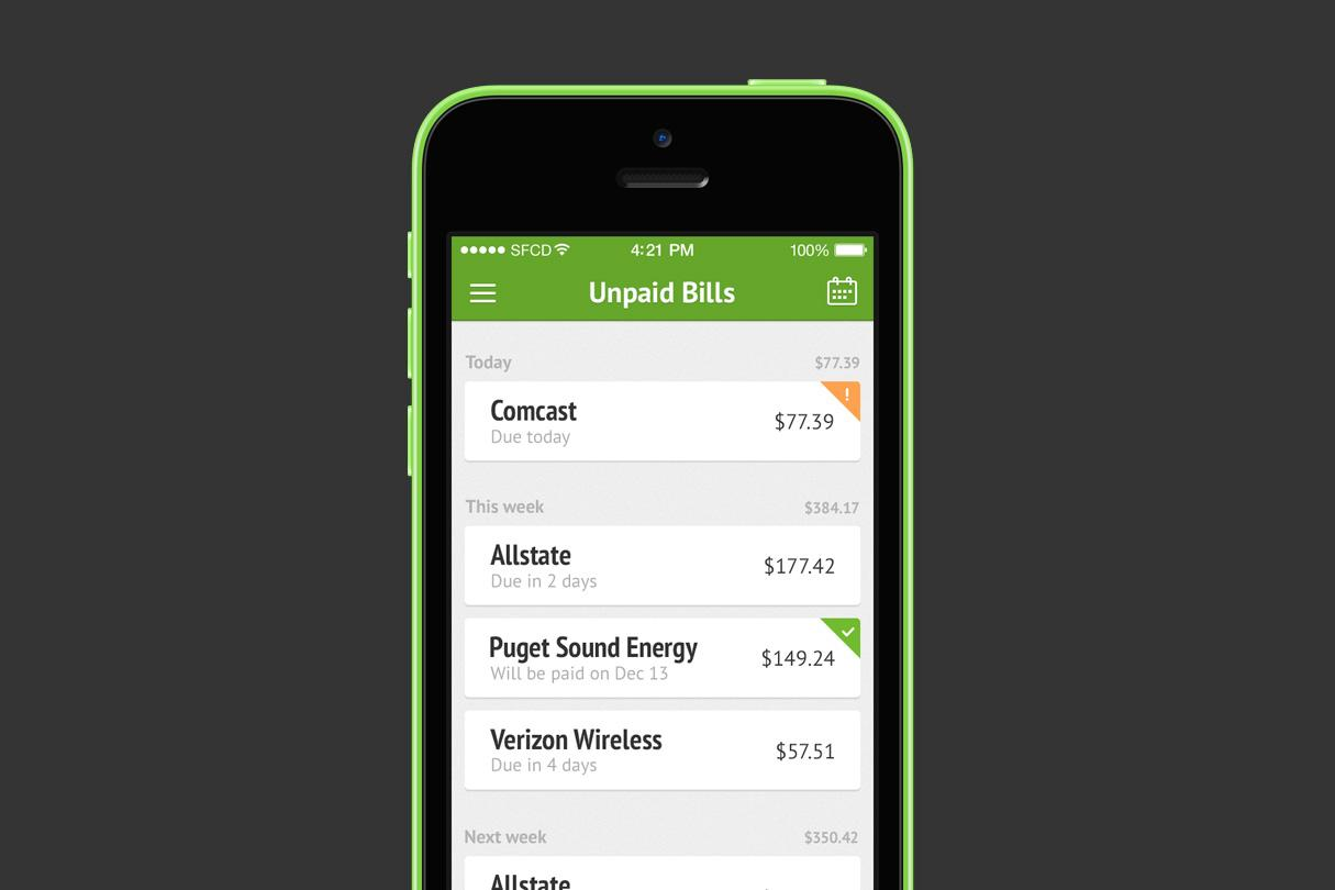 Mobilligy review the best bill payment app we 39 ve used for Motor trend app not working