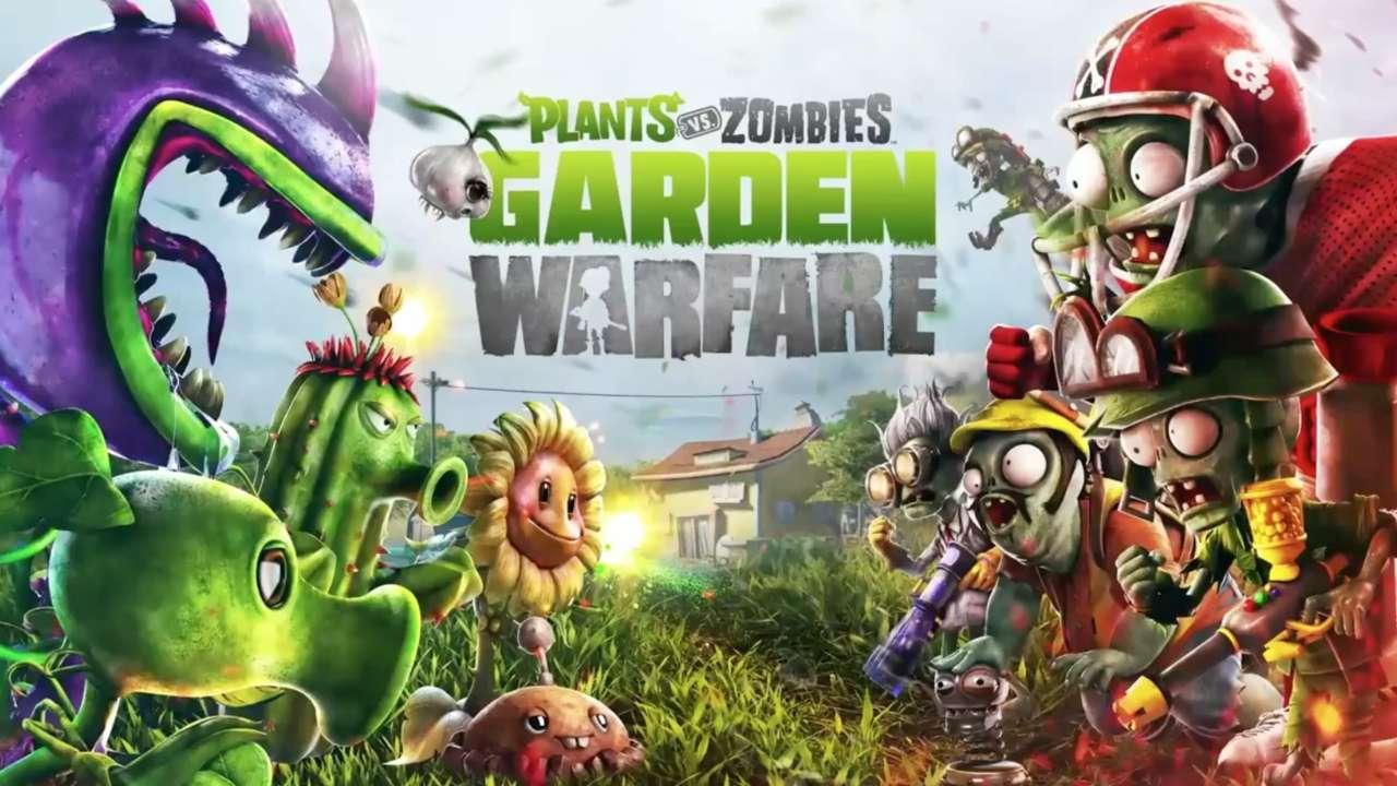 Resultat d'imatges de plants vs zombies garden warfare