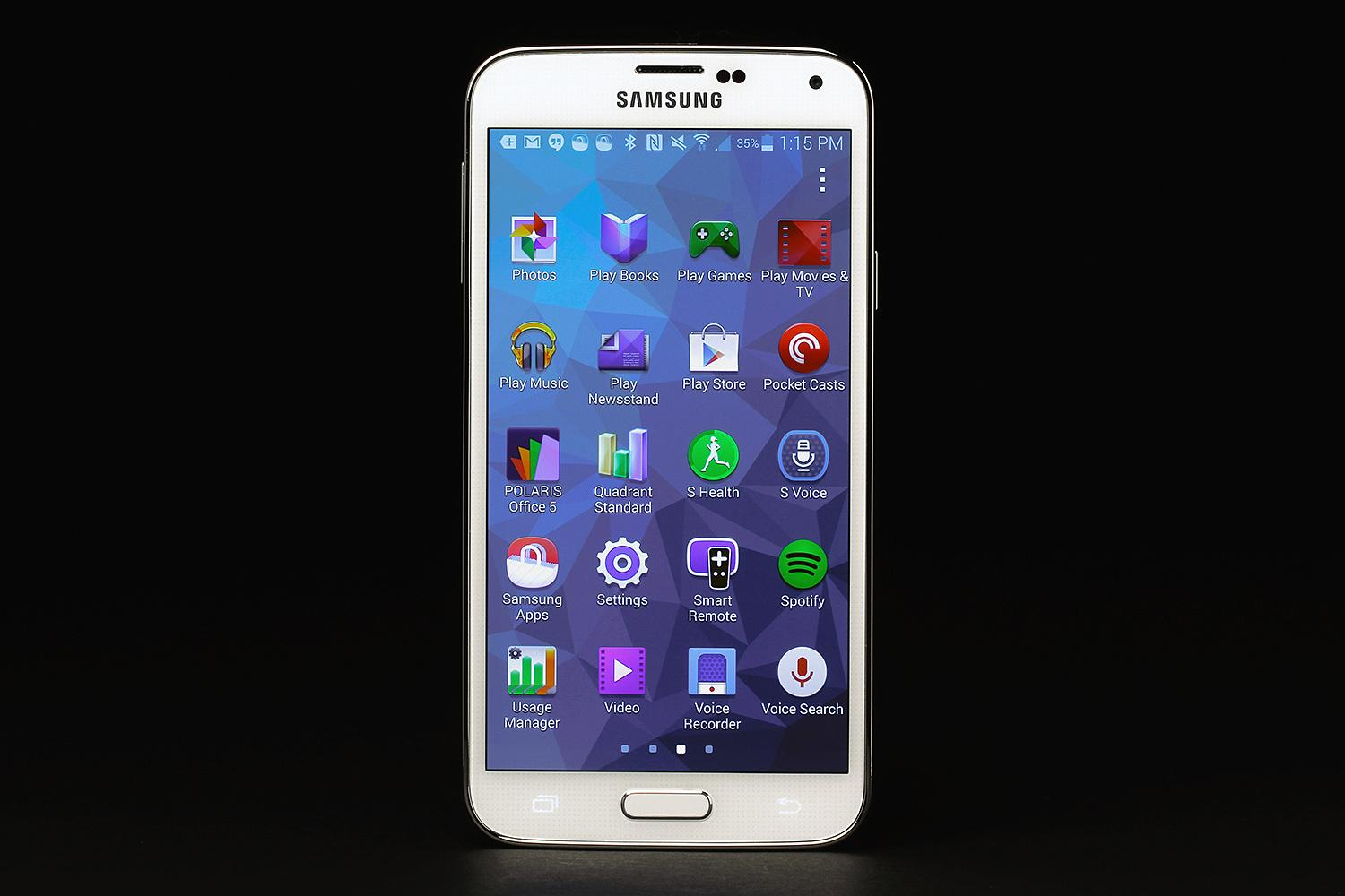 Galaxy S5 Video De La Mise A Jour 6 0 1 Marshmallow 19300