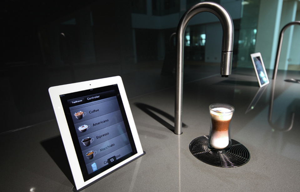 Topbrewer The Coffee Tap For The Ultra Minimalist