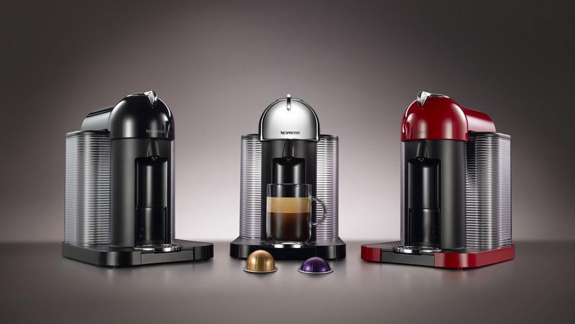 Nespresso launches VertuoLine A Stylish New Keurig Alternative  Digital Trends -> Nespresso Vs Keurig