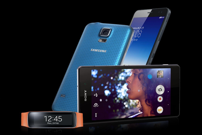 Upcoming 2014 phone trends: 4K video, fingerprint scanners ...