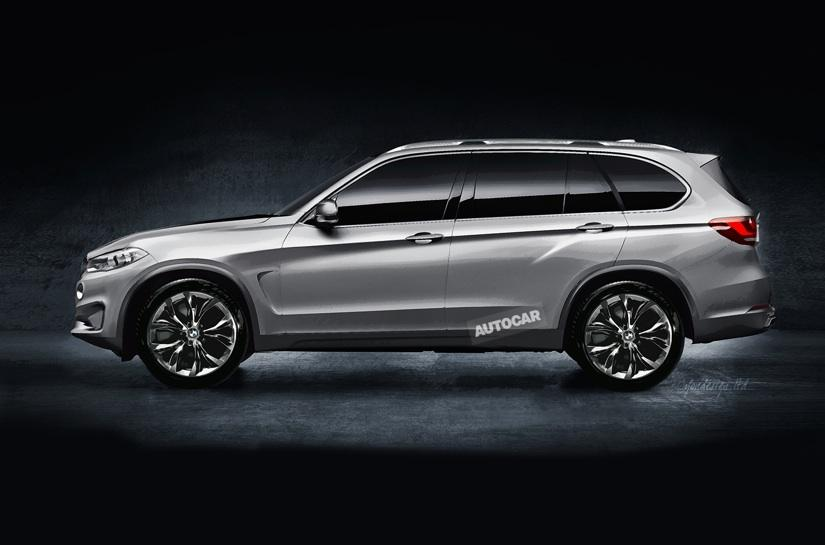 Bmw X7 Full Size Suv Confirmed Digital Trends