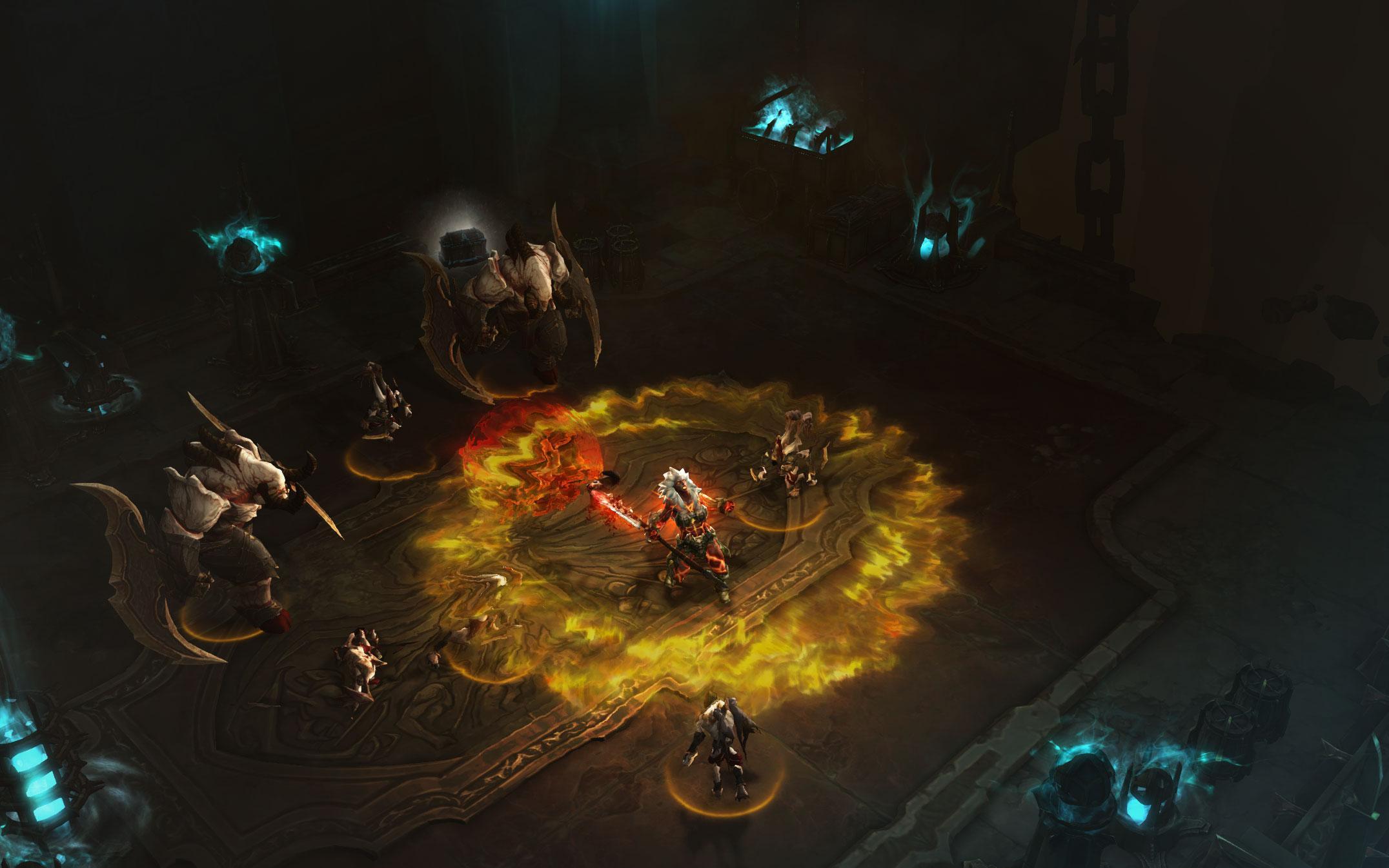 Diablo 3 release date in Brisbane