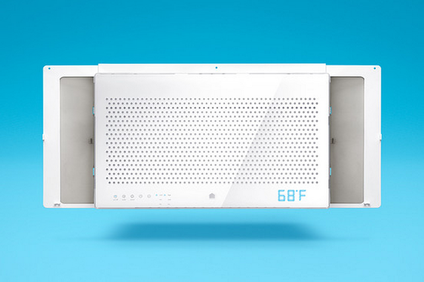 Aros is a Smart Air Conditioner That Learns What You Like ...