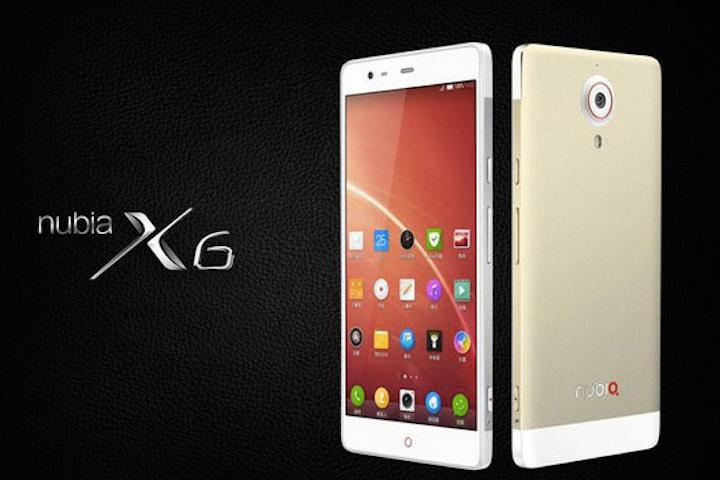Zte nubia x6 launches with two 13 megapixel cameras for Mirror zte phone to tv