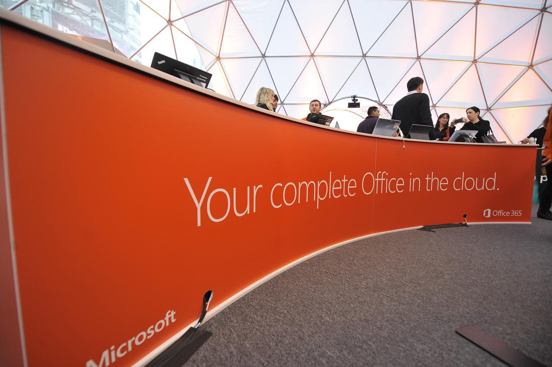 microsoft office event