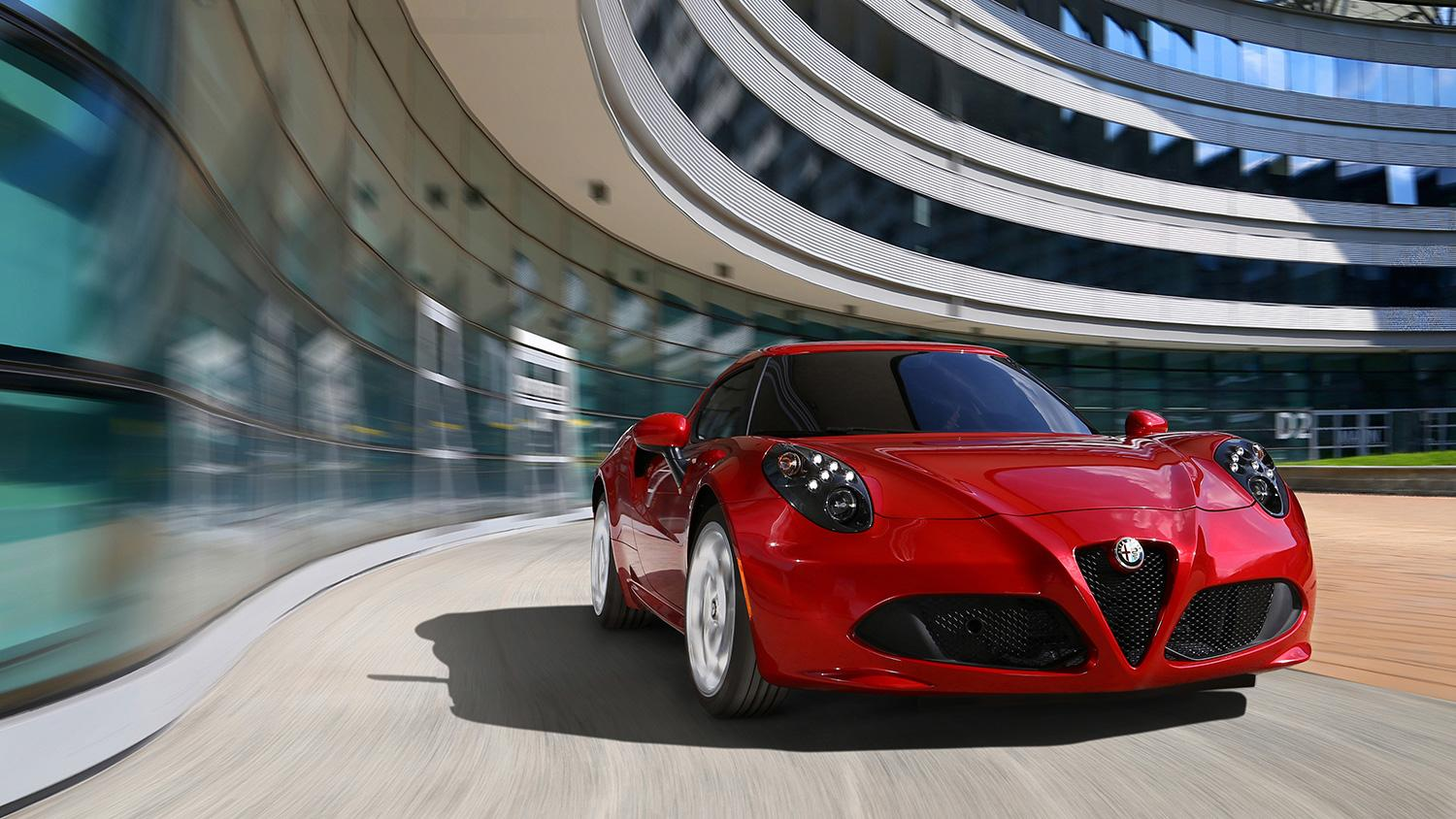 Alfa Romeo To Have Eight Models By 2018 Digital Trends