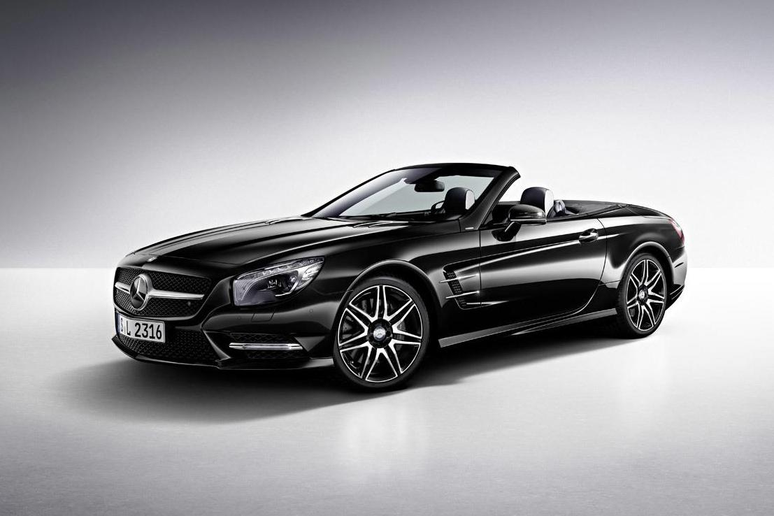 2015 mercedes benz sl400 packs twin turbocharged v6 for Mercedes benz new cars 2015