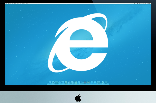 windows internet explorer for mac