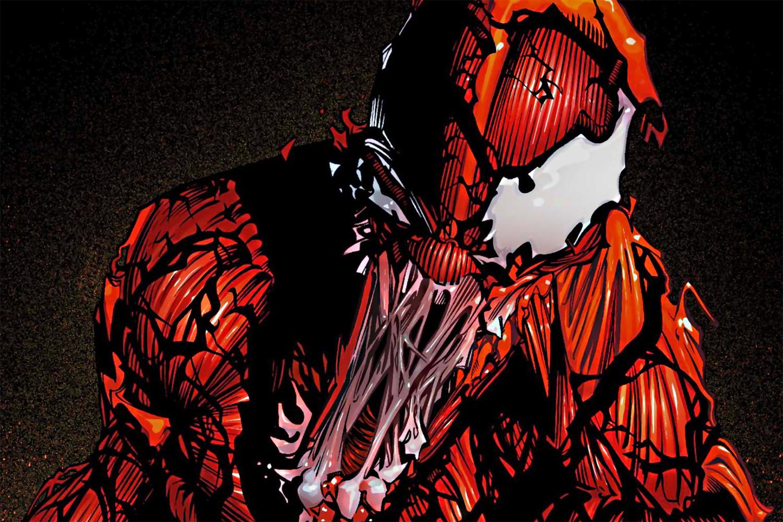 man Carnage spider