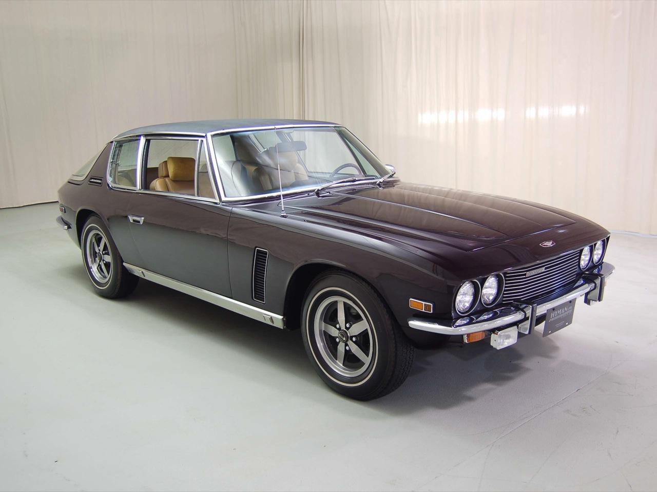 Jensen Motors Is This Classic British Carmaker Back Digital Trends