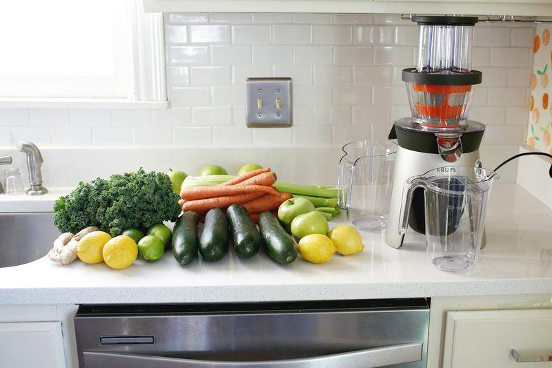 Set Loose the Juice With the Krups Infinity Slow Juicer Digital Trends