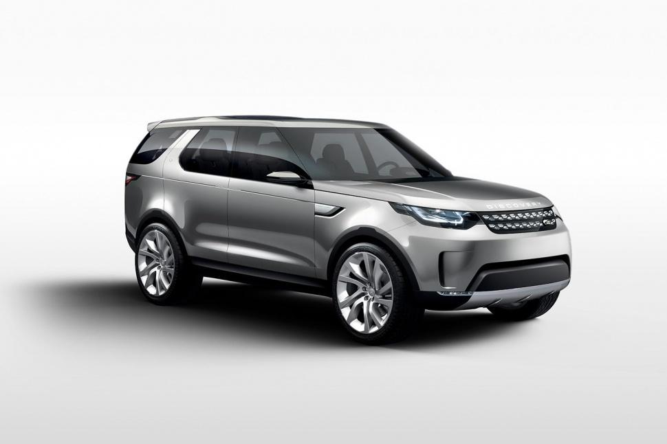 land rover discovery family could include micro suv digital trends. Black Bedroom Furniture Sets. Home Design Ideas