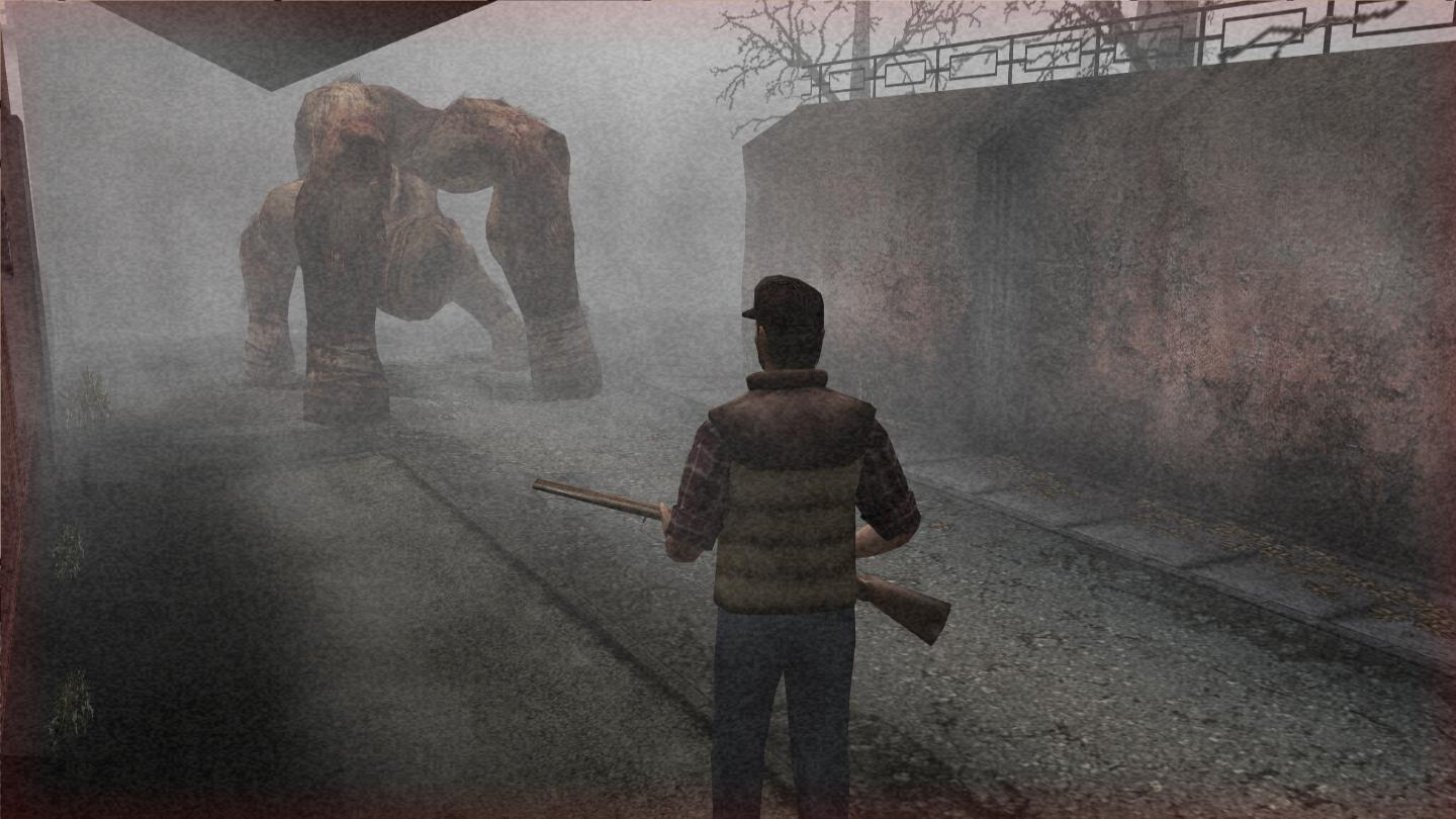 Silent Hill Comes To Ps Vita In Origins And Shattered