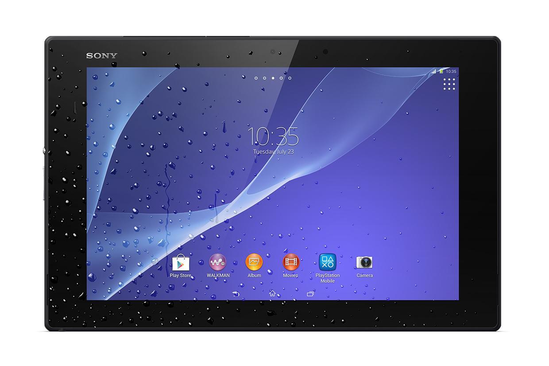 Xperia Z2 Tablet Problems Sony Press