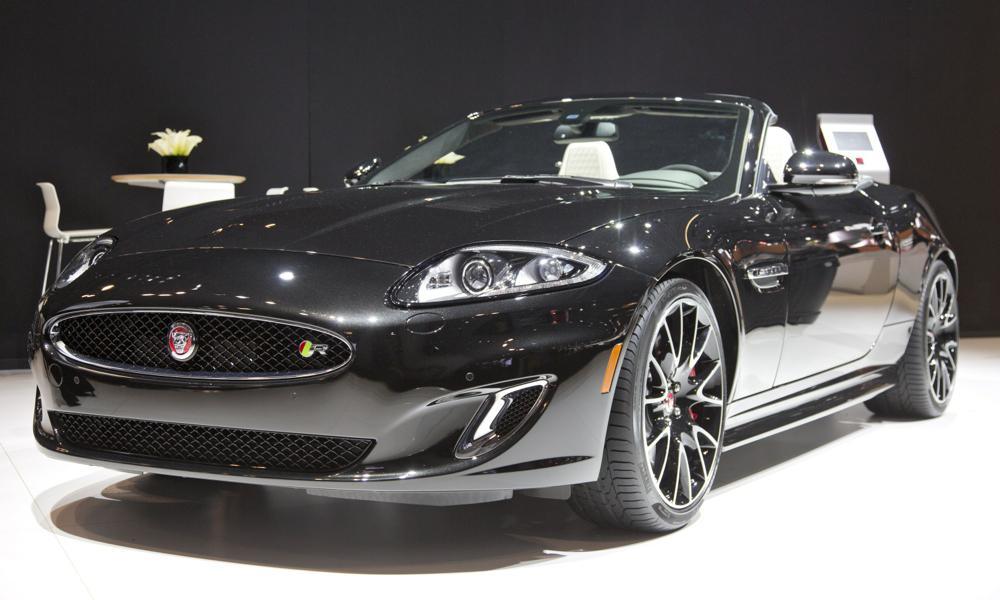2015 Jaguar XK Final Fifty signals XK's demise | Digital ...
