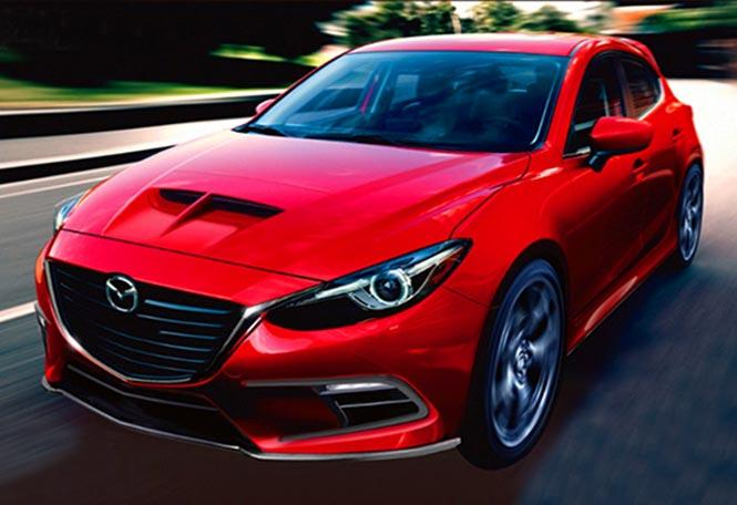 Next generation MazdaSpeed3 to have 295 hp and allwheel drive