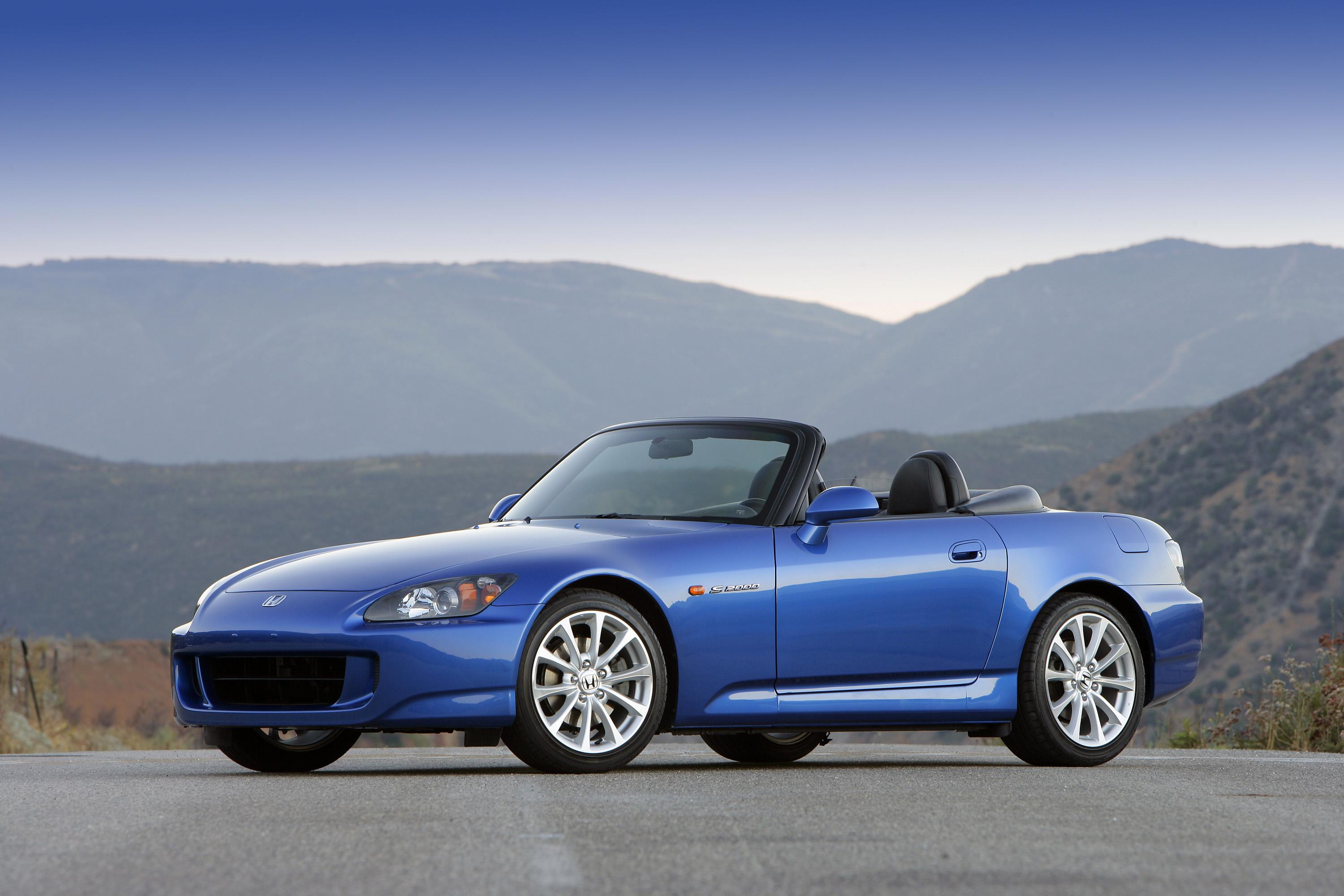 Honda Reviving S2000 In 2017 Digital Trends