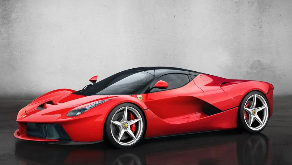 ferrari to use f1 turbo v6 in laferrari xx digital trends. Black Bedroom Furniture Sets. Home Design Ideas